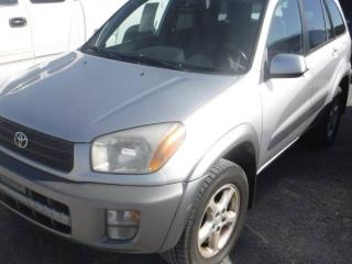 2001 TOYOTA RAV4 L SUV