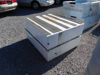 (2) WEATHER GUARD TRUCK TOOLBOXES