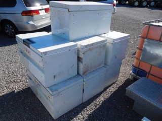 (7) WEATHER GUARD TRUCK TOOLBOXES