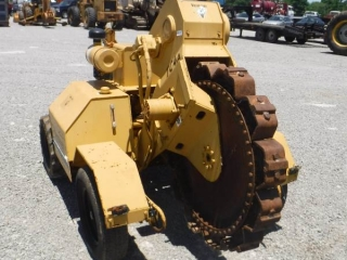 1999 VERMEER TC4A TRENCH COMPACTOR