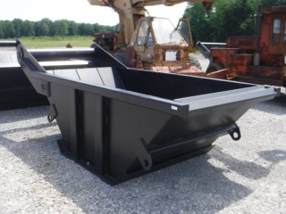 NEW 5 YARD GRAVEL /BEDDING BOX