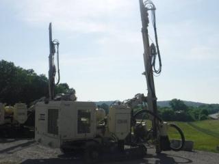 2005 ATLAS-COPCO ECM-590 HYD TRACK DRILL