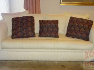 High End Marge Carson, Inc. Sofa.