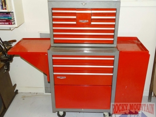 Super Nice Craftsman Rolling Tool Box.