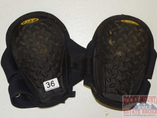 Heavy Duty AWP Knee Pads.