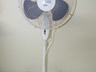 Oscillating Floor Fan.