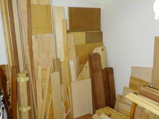 Asst Wood & Sheet Goods.