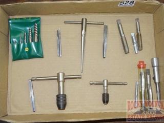 Screw Extractors, Taps & More.