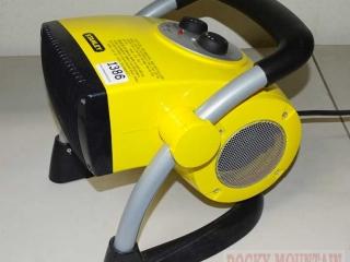 Stanley Electric Heater/Fan.