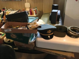 Miscellaneous Military Lot