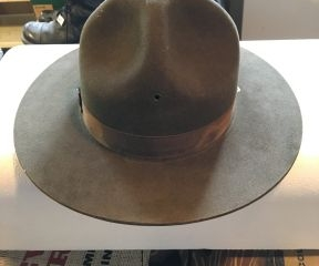 Early Military Hat