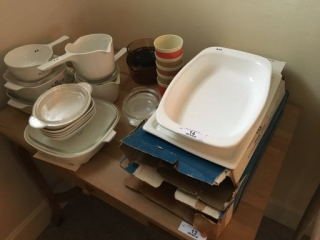 Miscellaneous Lot of Cookware/Bakeware
