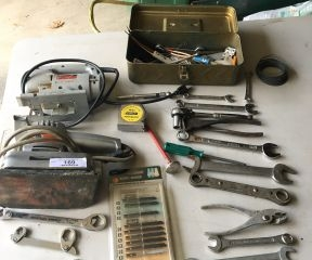 Miscellaneous Tool Lot