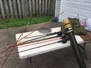 Miscellaneous Fishing Lot
