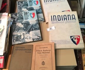 38th Infantry Division Indiana National Guard Book