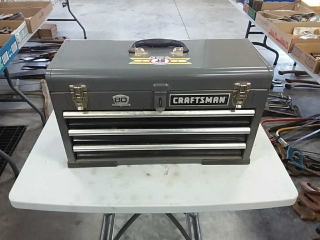 Craftsman 3 drawer tool box