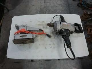 Craftsman Drill, B&D sander
