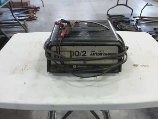 10/2 Dual Rate Battery Charger