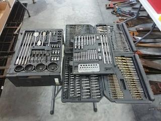 Tool box bit set