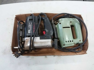 Rockwell and craftsman scroll saws
