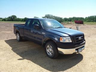2006 Ford F-150 XL, Triton 4.6 V-8