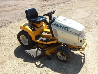 Cub Cadet 2186 Shaft Drive Mower