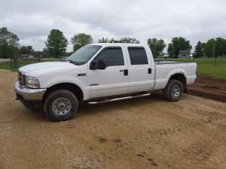 2004 Ford F-250 XLT Super Duty, Power Stroke V8