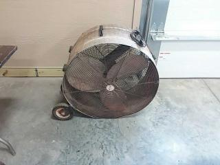 Chiller fan