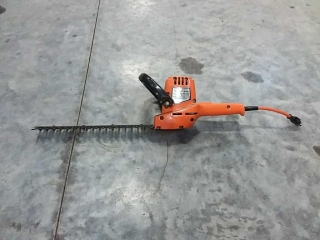 electric B&D hedge trimmer