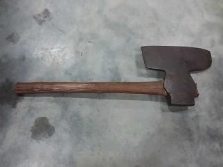 vintage hatchet