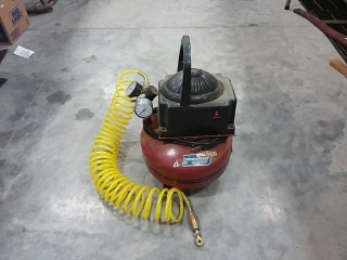 Wel-Bilt air compressor