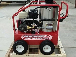 2018 Magnum Series Gold 4000 Hot Water Pressure