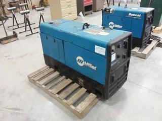 Miller Trailblazer 302 Diesel Welder/Generator
