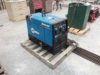 Miller Bobcat 3 Phase Welder / Generator