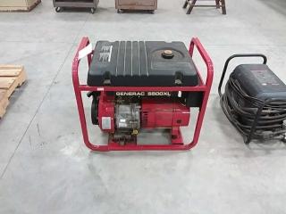 Generac 550XL Generator