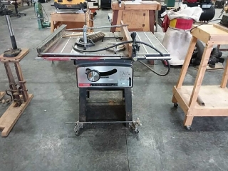 Craftsman 10 inch bench saw model 213-29940