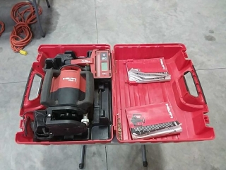 Hilti Pre 3 Rotationslaser with Hilti Pra 31 and