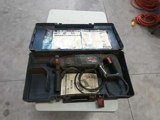 Bosch Bulldog Xtreme Boschhammer in case