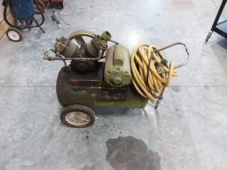 Montgomery Wart parts air compressor