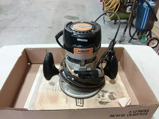 Craftsman Commercial Router