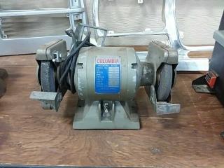 Columbia 1/2hp bench grinder