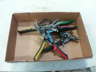 assortment of clippers