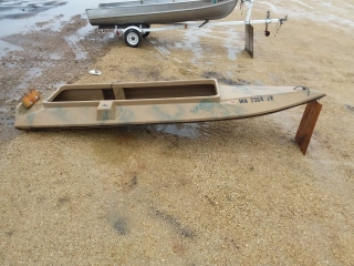 2004 Carstens 14ft Duck Boat