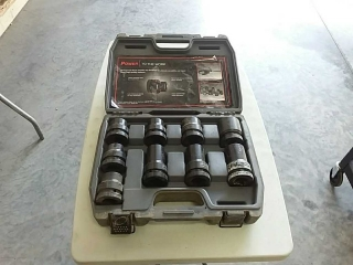 IR impact socket set