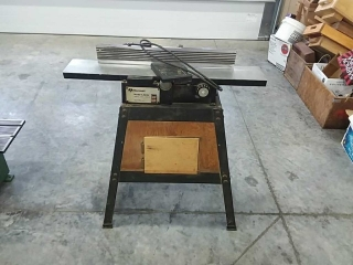 Rockwell Model 6 Jointer on stand