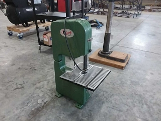 Grizzly Band Saw 1/2 kw