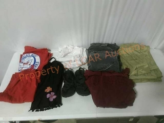 Assorted Clothes & More