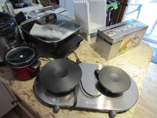 Small Kitchen appliances:
