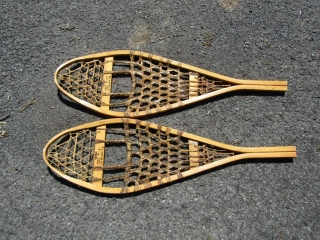 Snowshoe Torpido made in  Lac Meganpic