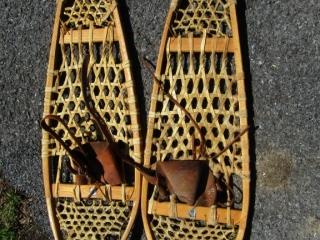Snowshoes Gros Louis , Canada